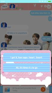BTS Messenger – Chat with BTS 2020 24 Mod APK Download 1