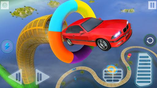 Mega Ramp Car Racing Stunts 3D: New Car Games 2020 apkmr screenshots 12