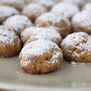 Spanish Lard Cookies (Polvorones).