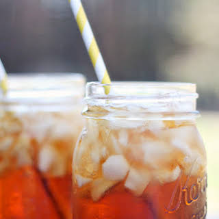 Perfect Sweet Tea.