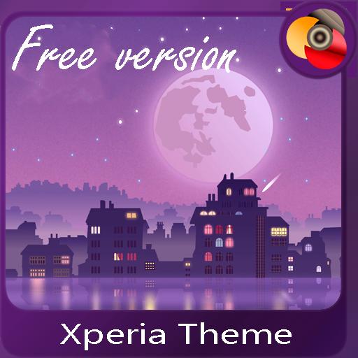 Night | Free Xperia™ Theme