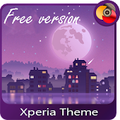 Night | Free Xperia™ Theme