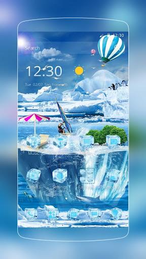 Ice World Screenshot
