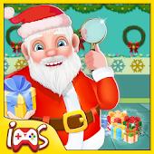 Tải Santa Cleaning the House miễn phí