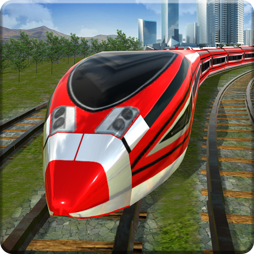 Impossible Bullet Train Drive : Subway On Rails 3D file APK for Gaming PC/PS3/PS4 Smart TV