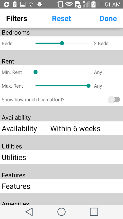 Globe — Apartments for Rent- screenshot