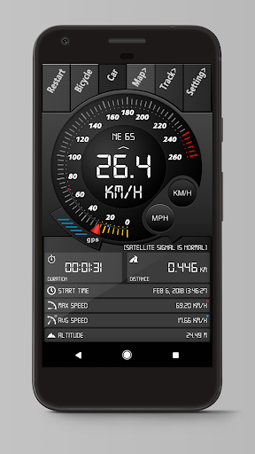 Digital Dashboard GPS screenshot 1
