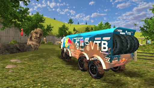 Truck Simulator 4x4 Offroad 1.10 Mod screenshots 3