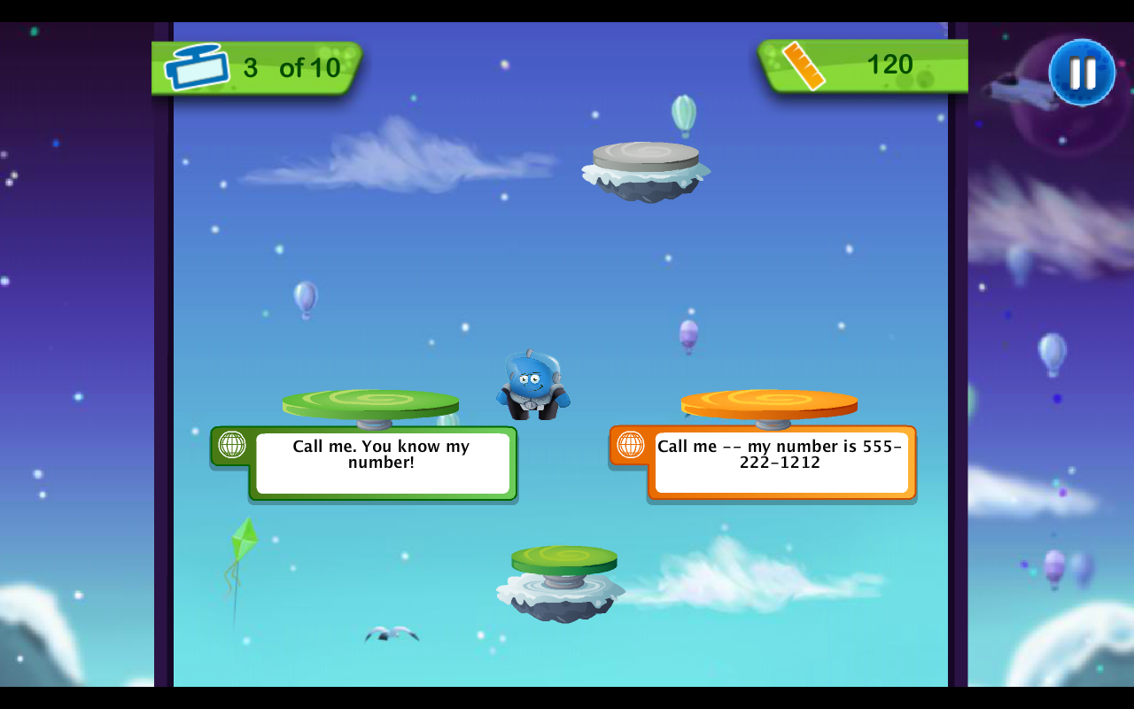 Digital Passport for Kids- screenshot