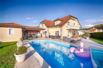 villa à Veigy-Foncenex (74)
