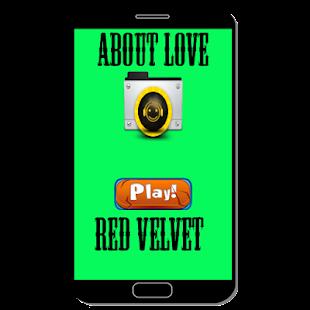 About Love - Red Velvet - náhled