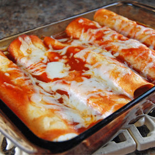 Italian Sausage Enchiladas – Don't be afraid to substitute ingredients.