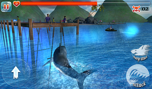 Scary Shark Evolution 3D  screenshots 10