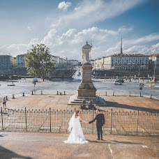 Wedding photographer Davide Testa (torinofoto). Photo of 11.10.2017
