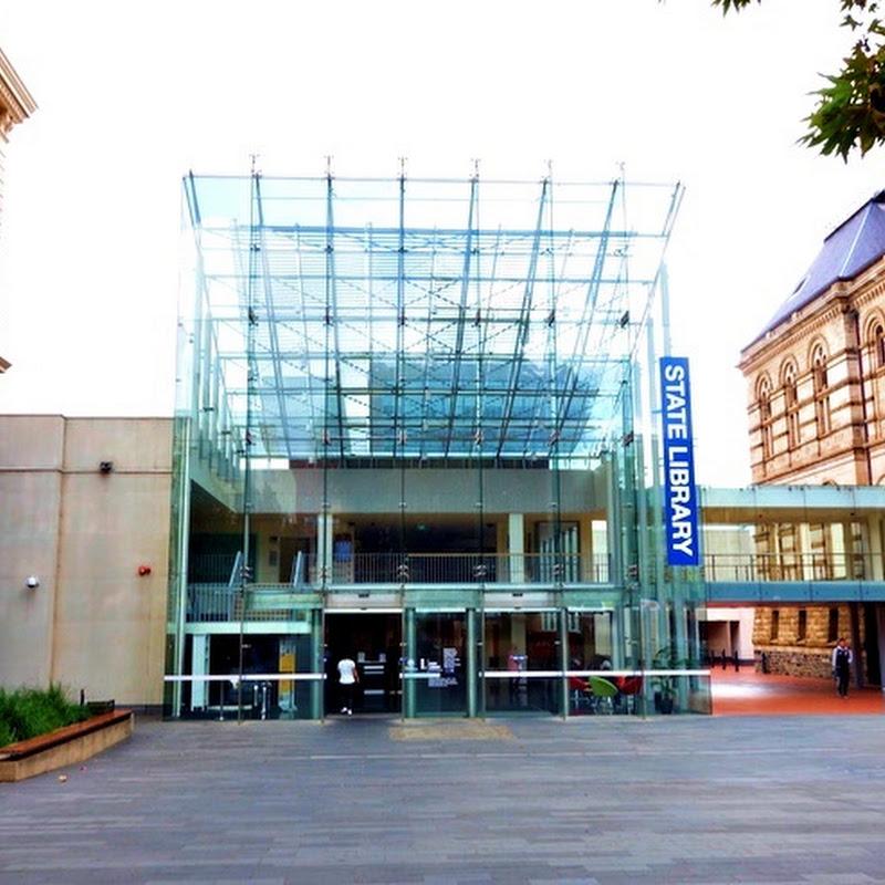 【世界の図書館】オーストラリア・アデレードにある美しい図書館「南オーストラリア州立図書館」