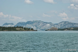 Photo: Lake Laberge