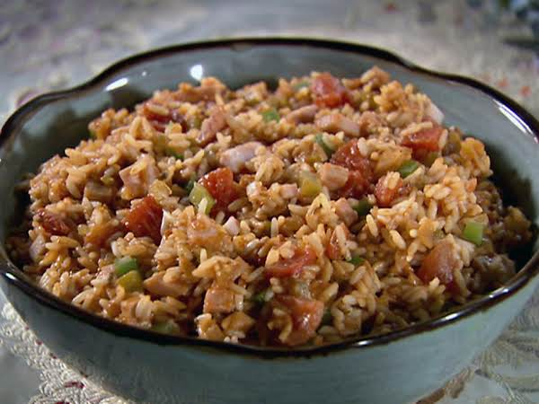 Red Rice Baton Rouge Style Recipe