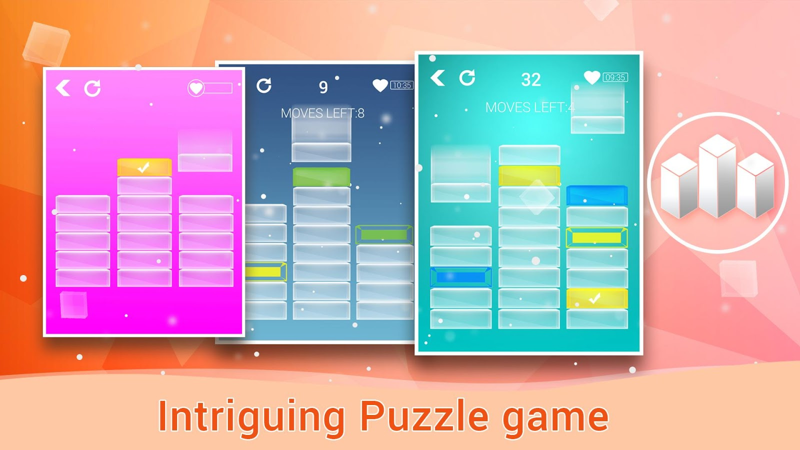 Three Towers: The Puzzle Game