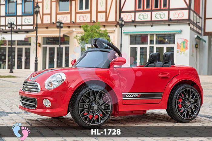 Xe hơi điện trẻ em MINI Cooper HL-1728 7
