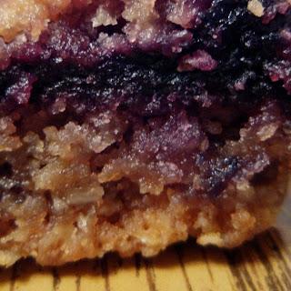 Blueberry Breakfast Bars.
