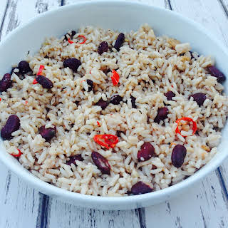 Mexican Spicy Brown Rice.