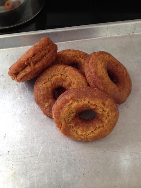 Pumpkin/cider Doughnuts Recipe