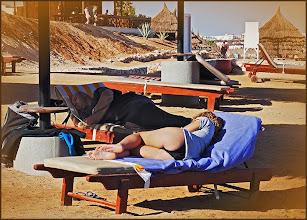 Photo: Разморило на февральской жаре