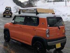 ハスラー MR31S G 5MT 2WDのカスタム事例画像 SUGURU@HUSTLERさんの2019年01月04日10:52の投稿