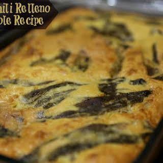 Green Chili Relleno Casserole Recipes.