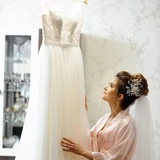 Wedding photographer Oksana Skorpan (oxyc). Photo of 04.08.2018