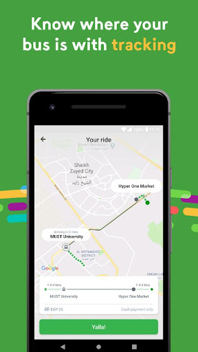 Careem BUS 2.6.3 screenshots 6