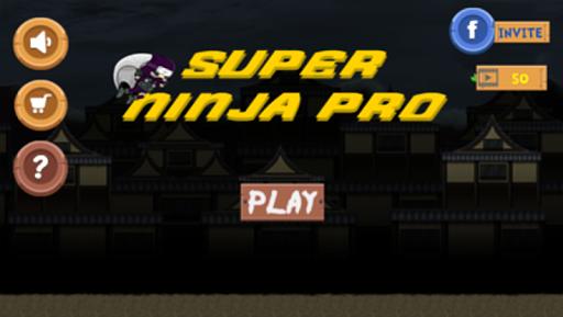 Super Ninja Pro 2.0 {cheat|hack|gameplay|apk mod|resources generator} 1
