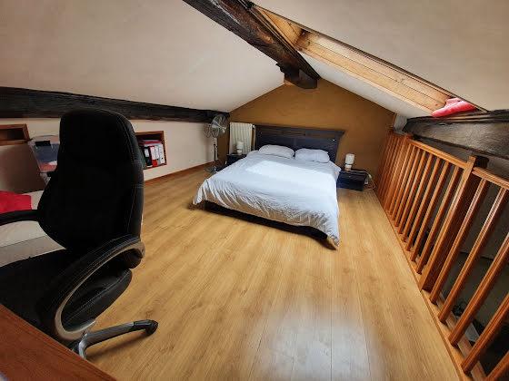 Vente appartement 4 pièces 58,65 m2