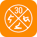 How to Lose Weight in 30 Days. Workout at Home icon