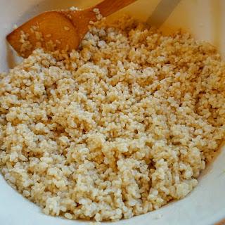 Brown Sushi Rice