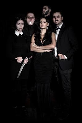 Addams Family di kareas