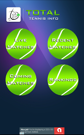 Live Tennis Scores & Updates screenshot 5