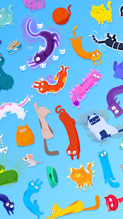 Cat Stack - Cute and Perfect Tower Builder Game!