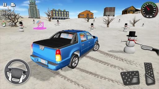 Prado Car Driving - A Luxury Simulator Games apktram screenshots 7