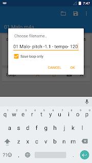 Music Speed Changer screenshot 03