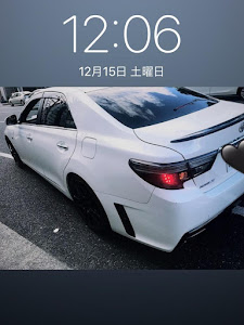 マークX GRX133 G′sのカスタム事例画像 智さんの2018年12月15日12:08の投稿