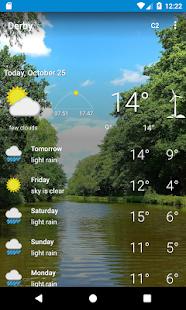 Derby, Derbyshire - Weather - náhled