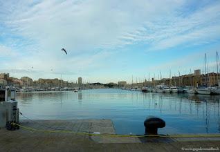 Photo: #004-Marseille, Le Vieux-Port.