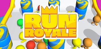 Jouez à Run Royale 3D sur PC, le tour est joué, pas à pas!