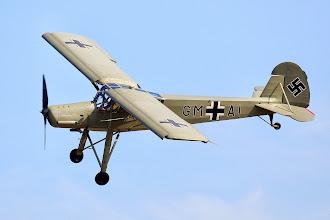 Photo: Fieseler Fi-156A-1 Storch