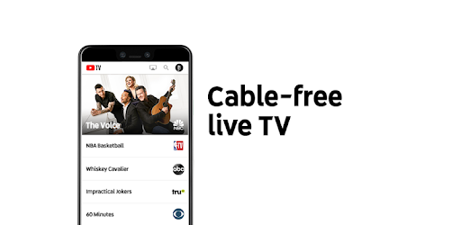 YouTube TV - Watch & Record Live TV - Apps on Google Play