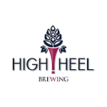 Logo for High Heel Brewing