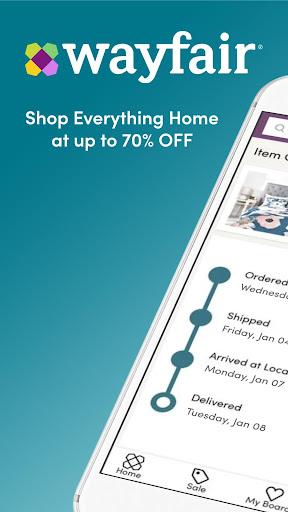 Wayfair - Shop All Things Home 4.114.63 screenshots 1