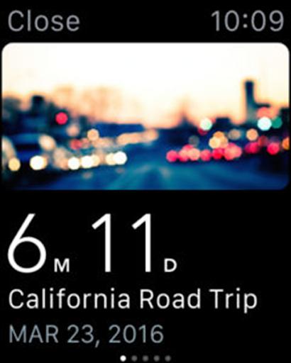 Dreamdays Countdown Free screenshot 17