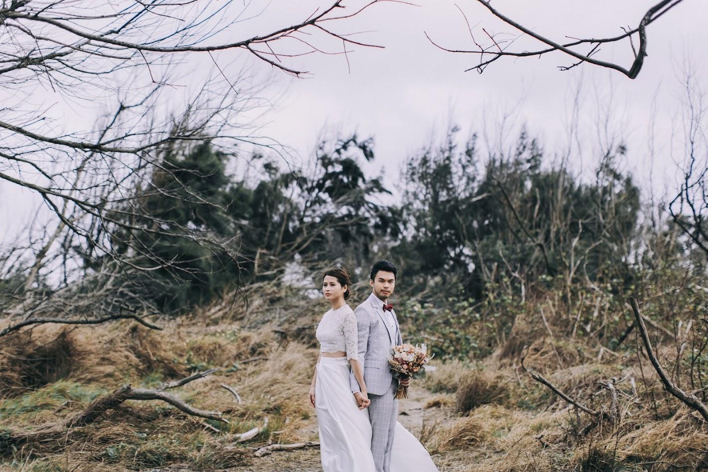 台中美式自助婚紗外拍攝景點-彰濱工業區